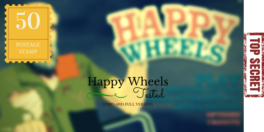 Happy wheels 2 hacked full game