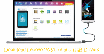 Lenovo PC Suite and USB Drivers Free Download