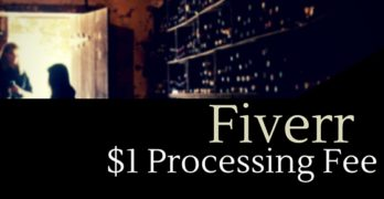 Fiverr Increases Processing Fee to $1.00 – July 2016